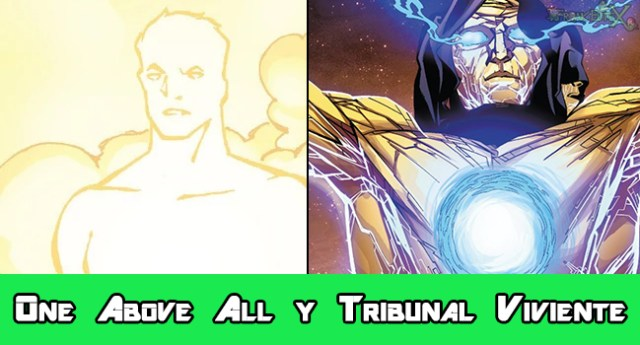 One Above All / Tribunal Viviente