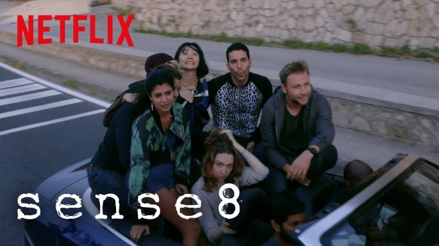 Póster del capítulo final de Sense8 // YouTube