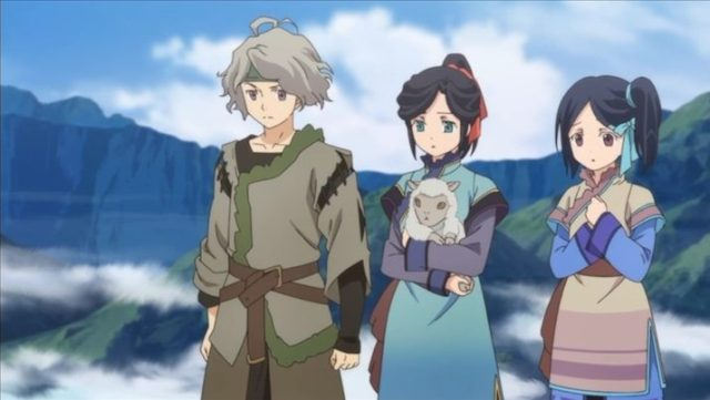 guia series anime otoño 2018