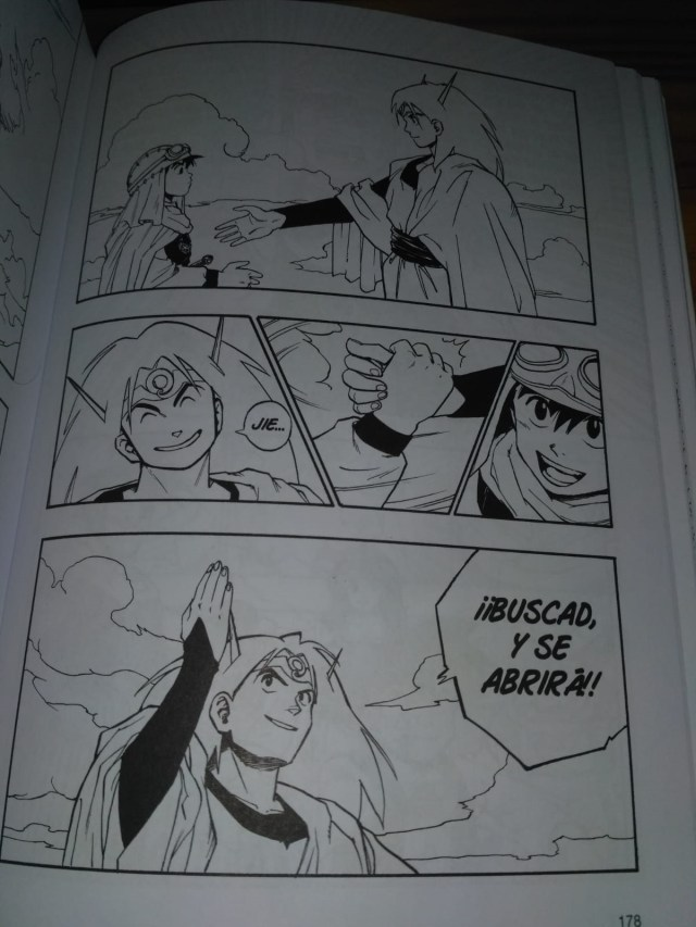 Review manga Dragon Quest Emblem of Roto