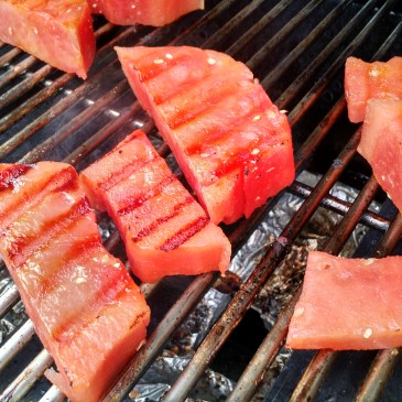 BBQ Watermelon Recipie and Stainless Steel Watermelon Slicer Review