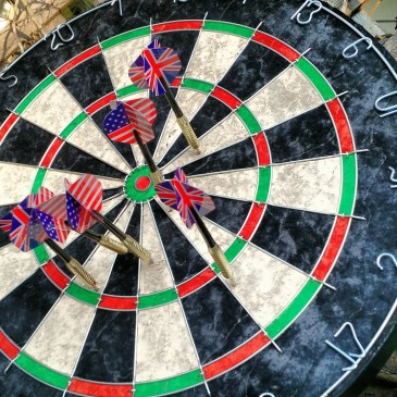 GameRoomGo Dartboard Review