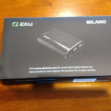 Zilu Milano Premium Leather 9000mAh External Battery Review