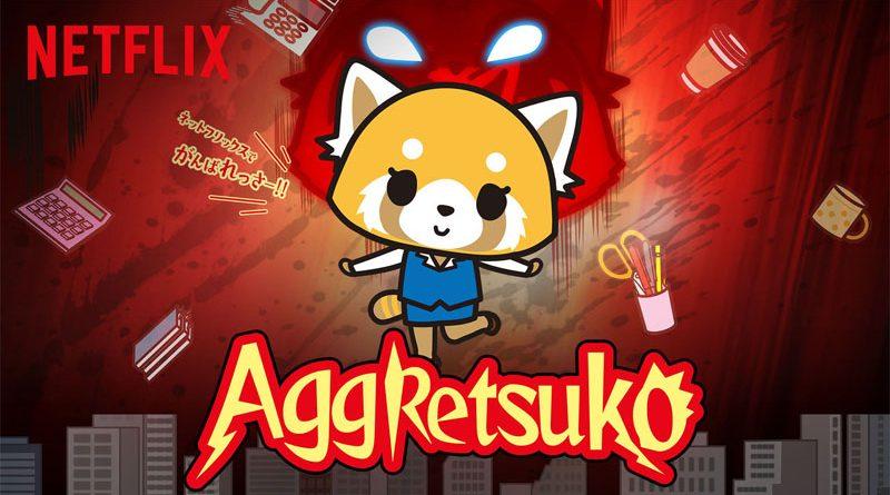 """Résultat de recherche d'images pour """"aggretsuko"""""""