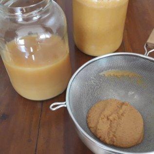 vinegar-filtering