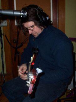 2006 Lou working on Beyond