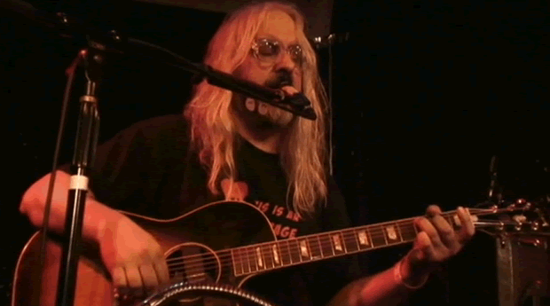 J solo from CMJ 2011