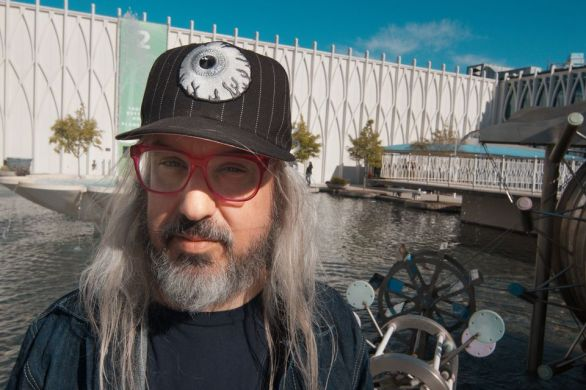 J Mascis Tied To A Star - Credit: Justin Lapriore