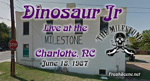 Dinosaur Jr - Milestone Club, Charlotte, NC
