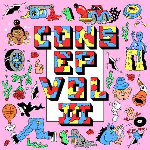 Cons EP Vol III