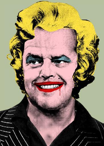 Mr Brainwash - Jack Nicholson