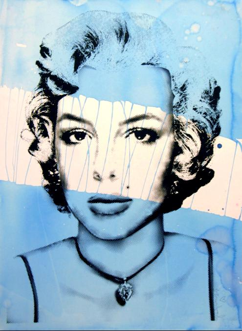 Mr Brainwash - Marilyn Moroe e Britney Spears