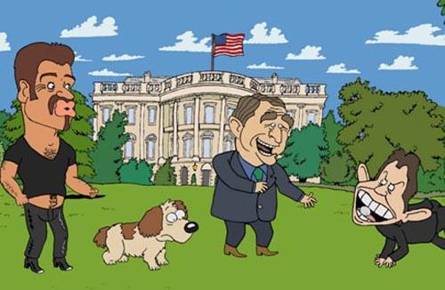 george michael - shoot the dog