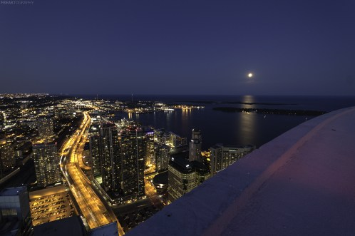 Toronto Rooftopping Photography