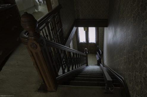 Abandoned House Ontario Urban Exploration Photography