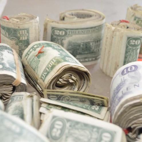 Abandoned House Money Stash