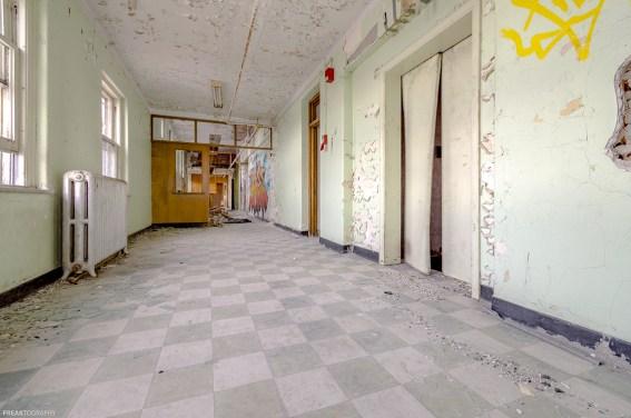 Abandoned Buffalo Urban exploring photography