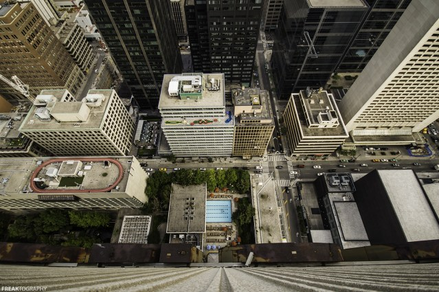 Rooftopping Photography Freaktography