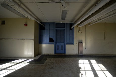 Ontario Abandoned Psychiatric Hospital Basement s