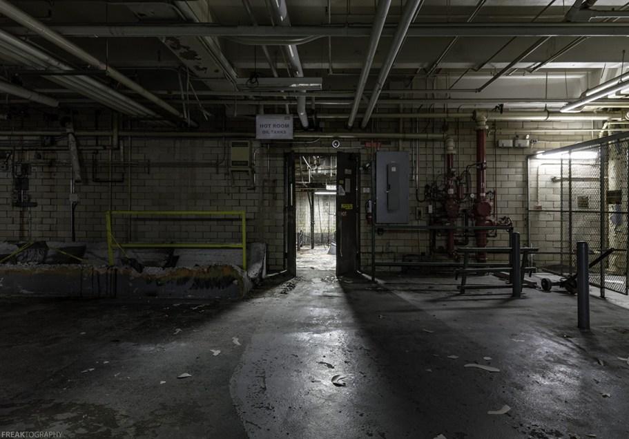 urban exploration photography