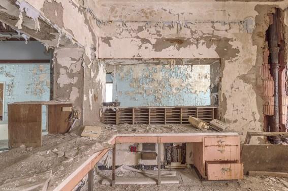 New York urban exploration abandoned buffalo freaktography