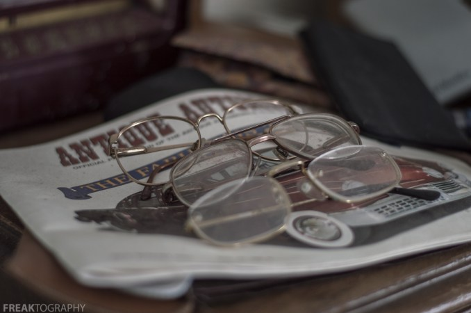 Freaktography, abandoned, abandoned photography, abandoned places, creepy, decay, derelict, eye glasses, glasses, haunted, haunted places, photography, urban exploration, urban exploration photography, urban explorer, urban exploring