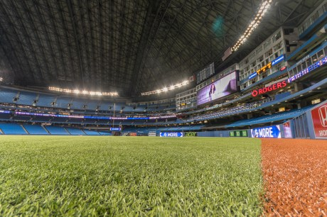 blue jays, blue jays home opener, bluejays, dome, home opener, rogers center, rogers centre, skydome, stadium, toronto blue jays