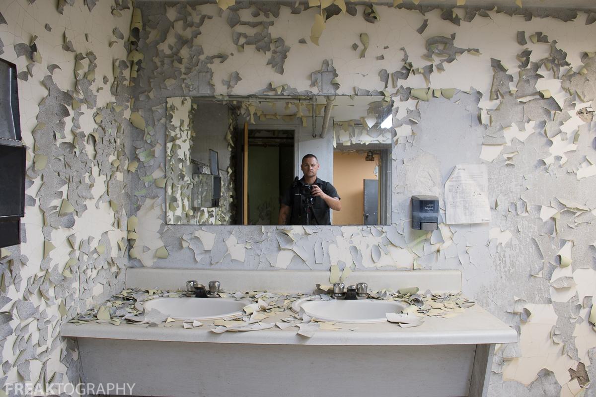 Abandoned Ontario Church By Freaktography Urban exploration photographer