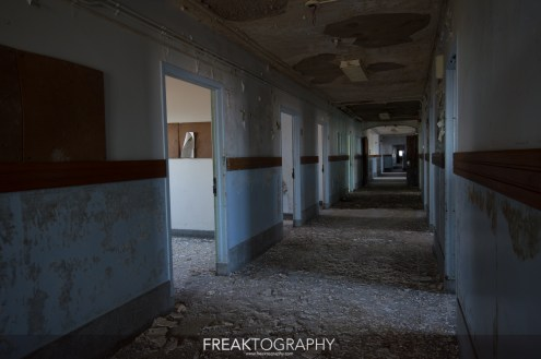 Abandoned St Thomas Psychiatric Hospital 2015 visit 2