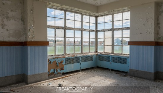 Abandoned St Thomas Psychiatric Hospital Childrens Ward 2018