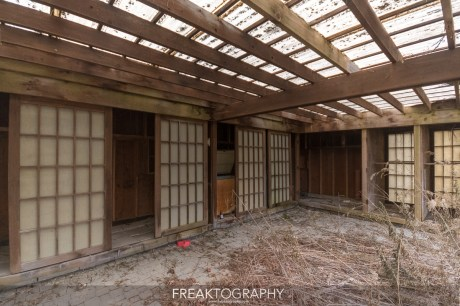Abandoned Mr Miyagis House Karate Kid