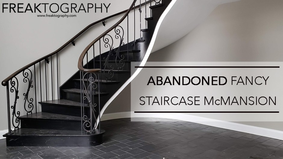 Abandoned McMansion