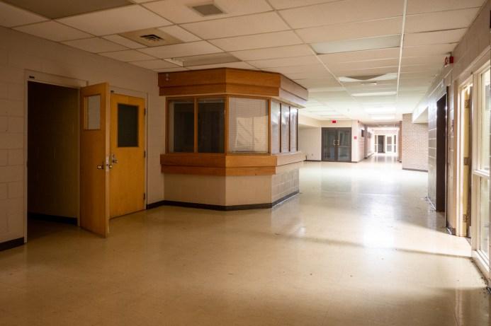 Abandoned children's mental health centre