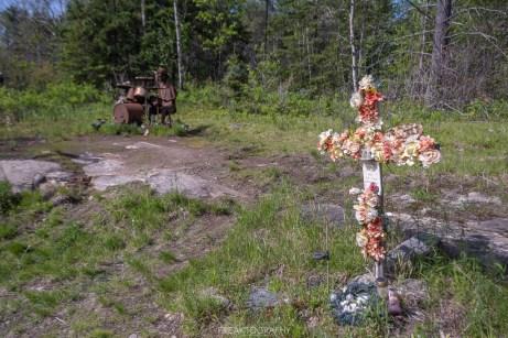 cole howard roadside memorial highway 69 ontario
