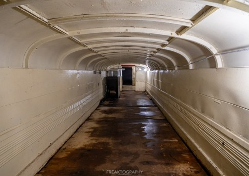 Exploring the Ark Two Nuclear Shelter with Bruce Beach Ontario