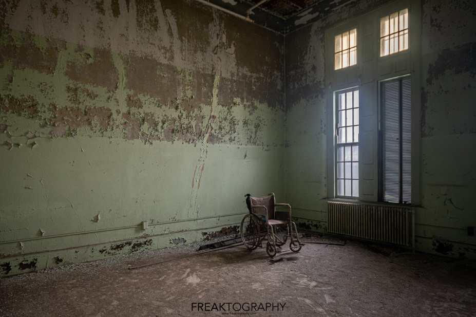 Buffalo State Asylum Richardson Olmstead Hotel Henry