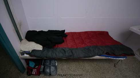 Abandoned Prison for Women Urban Exploring Sleepover
