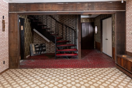 Martin Weiche Nazi House London -20