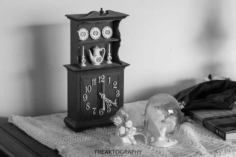 abandoned clockmakers time capsule house