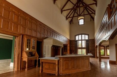 inside an unwanted 4 million dollar mansion
