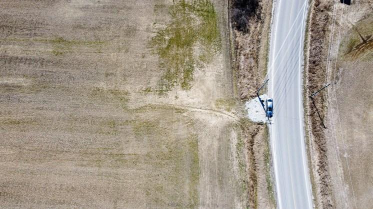 milton ontario drone photography