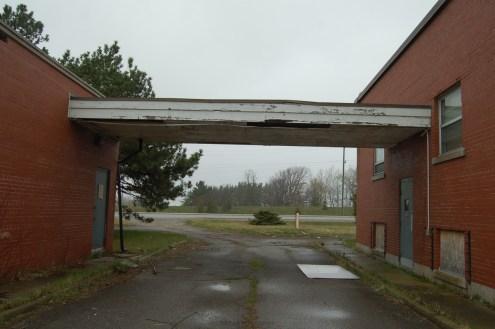 woodstock abandoned police station 2012