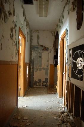 woodstock abandoned police station 2013