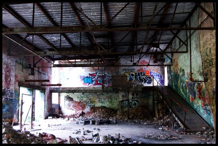 abandoned barber paper mill 20121