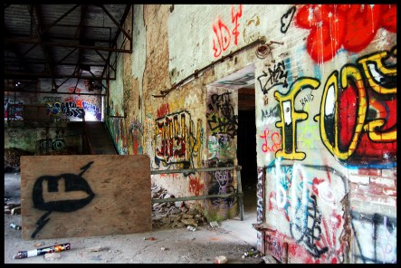 abandoned barber paper mill 20122