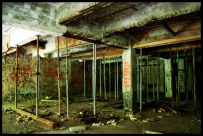 abandoned barber paper mill 20123