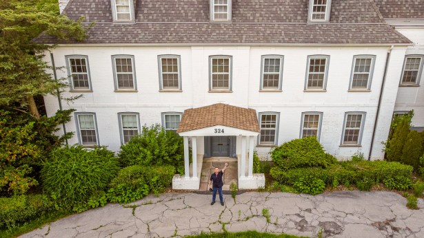 abandoned colonial mansion toronto