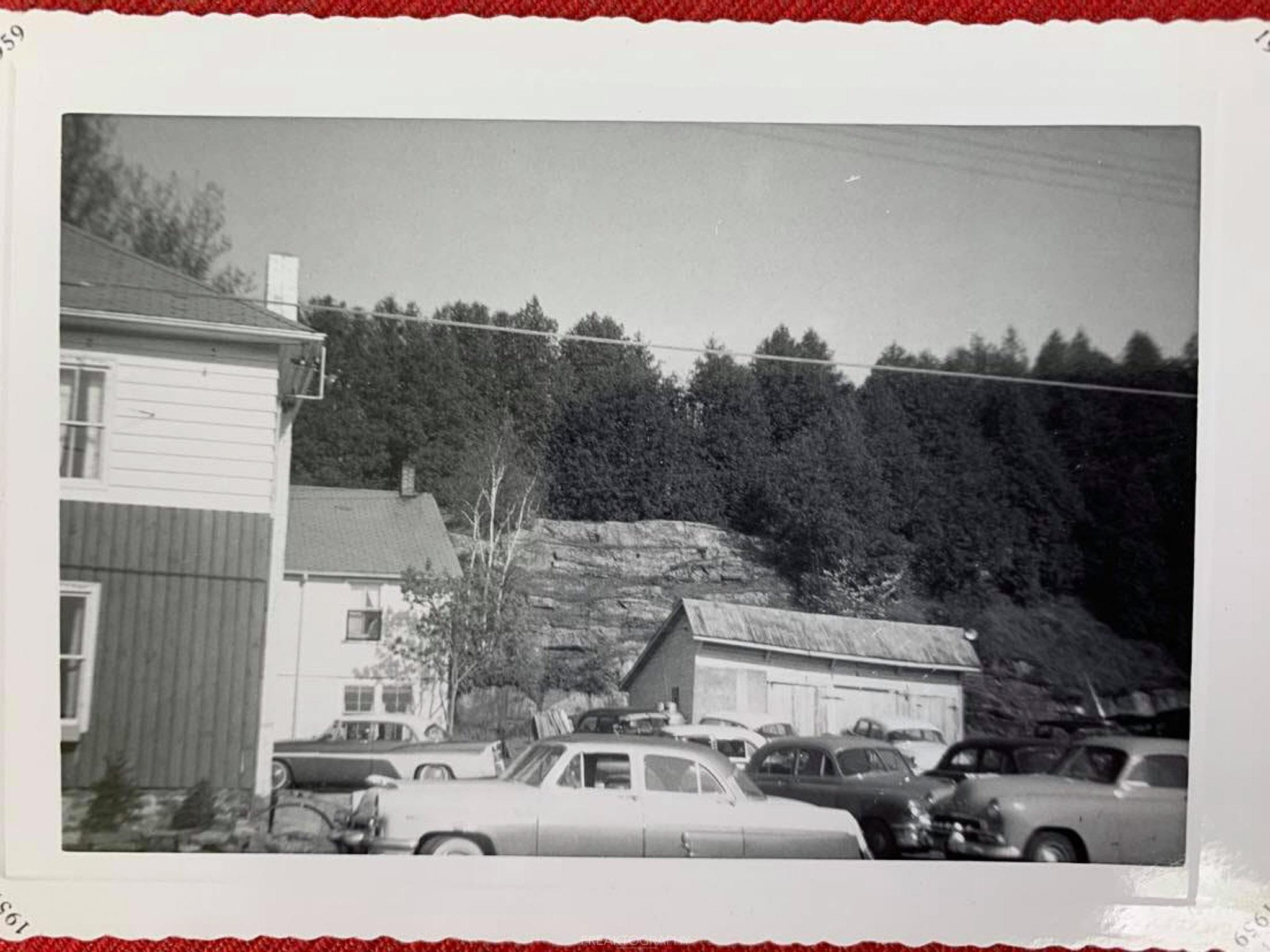 Rockcliffe tavern 1960s