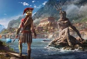 Η απίστευτη ανακατασκευή της Αθήνας του Χρυσού Αιώνα από τη Ubisoft στο νέο Assassin's Creed Odyssey