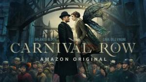 Carnival Row , neo-noir fantasy series!